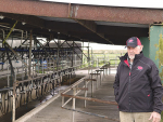 Milking robots offer extra advantages