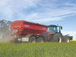 Agri-Spreader's muck spreader range carrying capacity varies from 6 to 14 tonnes.
