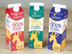 More people drink goat milk than any other, says American Dairy Goat Association.