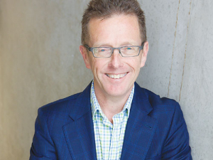 Philip Gregan, CEO of NZ Winegrowers