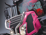 Valtra goes Barbie pink