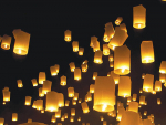 A debate over sky lanterns is heating up in the UK.