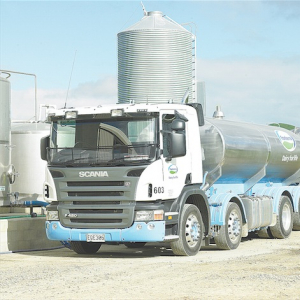Dairy prices tumble