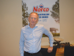 Norco chair Greg McNamara.