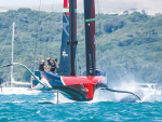 How much would the $136 million budgeted for the next America's Cup go to building more water storage?