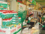 Anlene is a milk drink designed to help avoid osteoporosis, a big problem in elderly Asian women.