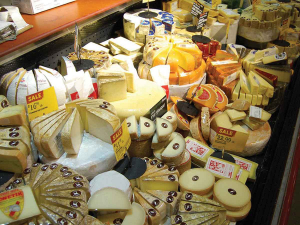 Cheese names such as feta fall under the EU's strict rules for Geographical Indicators.