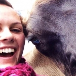 Animal selfie sensation in Oz