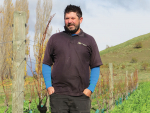 Central viticulturist shortlisted for international recognition