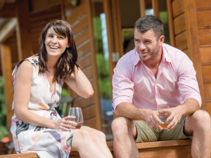 Laura Tinnelly and Nick Candy of Tincan wines.