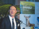 Pāmu chief executive Steve Carden.