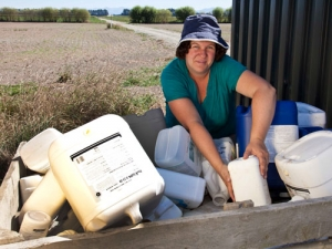 Rural recyclers say thanks a million
