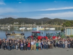 A record 153 people turned out at this year's RCNZ annual conference in Paihia.
