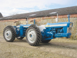 This 1968 Doe 130 tractor sold for $NZ141,000 at the Cambridge Vintage Auction in the UK.