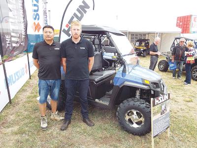 Hisun set to hit NZ farms