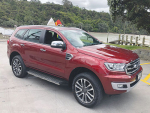 The revised Ford Everest Titanium may have replaced the 3.2L, five-cylinder single-turbo diesel with a 2.0L four-cylinder bi-turbo diesel but it still retains power and towing.
