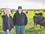 Pam and Jason Brock say using OverseerFM has helped support decisions about changes they plan to make to the farm and will also inform future planning.
