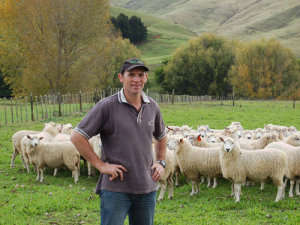 James Parsons, chairman of Beef + Lamb New Zealand.
