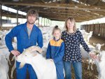 Shed upgrade cuts milking time