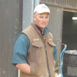 Chris Lewis Federated Farmers Waikato provincial president.
