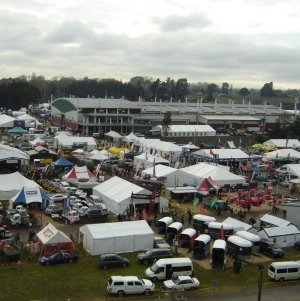 Fieldays bookings ahead of last year