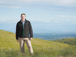 Outgoing Ravensdown chief executive Greg Campbell is worried that state-imposed regulations will limit on farm innovation.