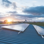 Solar power plan seeks  return from the roof