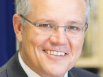 New Australian PM Scott Morrison.