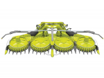 Claas has updated its range of Orbis maize headers.