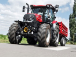 Case IH Maxxum 145 Multicontroller.
