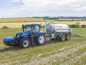 "New Holland has announced its revolutionary tractor is reaching the final stages of testing for ""commercial availability"" later in the year."