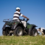 Go easy on ATV safety breaches - Feds