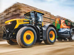 JCB has unveiled the new 8000 series Fastrac to replace its current high horsepower offerings.