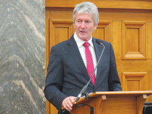 Agriculture Minister Damien O'Connor says New Zealand will have to work to keep Europe focused on NZ exports.
