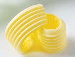 More and more consumers are seeing butter as a better option than margarine.
