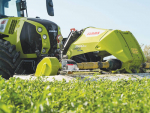 The new Claas Disco Move 3600 mower.