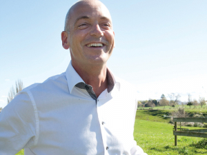 Fonterra's out-going chief executive Theo Speirings was a big promoter of the co-op's investment in Beingmate.