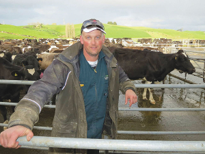 Federated Farmers Dairy chairman Chris Lewis.