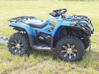 X400 EPS LE: A reliable, basic farm quad