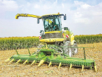 Krone has unveiled its Big X self-propelled range of harvesters.