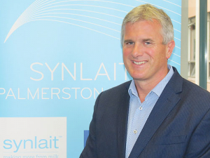 Synlait managing director John Penno.