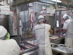Meat processing back to normal soon