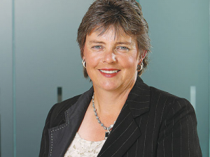 Rural Women New Zealand National President, Fiona Gower.