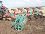 New ploughs on show