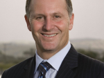 John Key (pictured) has resigned as Prime Minister of New Zealand.