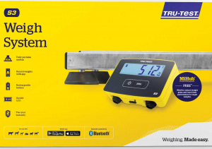 Gold award for weighing system