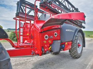 Leeb's new range of trailed and self-propelled sprayers from German manufacturer Horsch is now available in NZ.