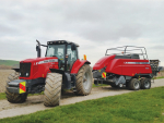 Murphy contracting relies on Massey Ferguson gear to get their work done.
