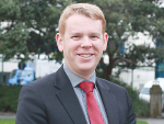 Education Minister Chris Hipkins rejected the proposed joint facility project late last year.