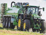 According to independent testing the John Deere 7R330 has proven to be fuel efficient.